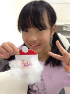 クリスマスカードR3